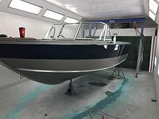 Aluminum Boat Repair