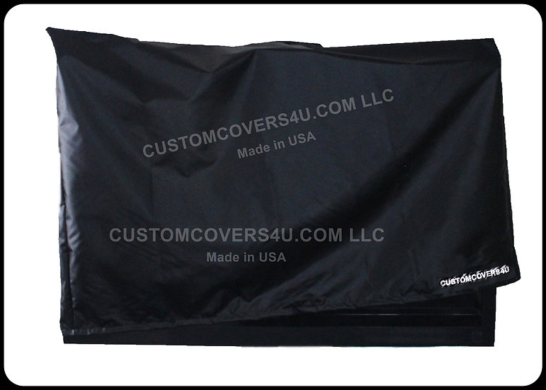 TV/FLAT SCREEN TELEVISION DUST COVER
