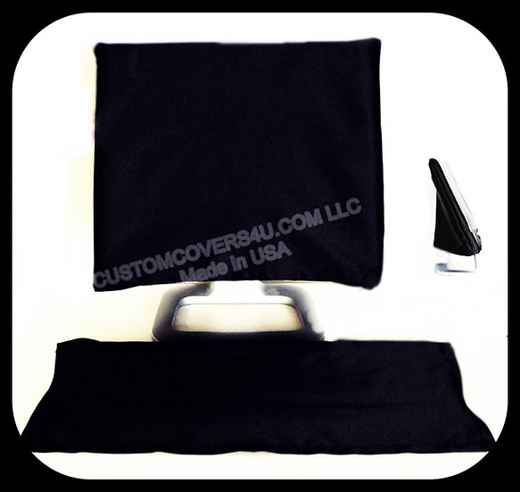 MONITOR & KEYBOARD DUST COVER SET
