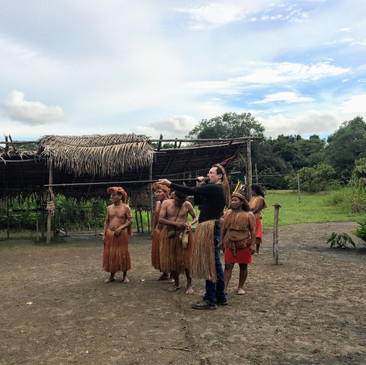 Native Tribe - the Yaguas