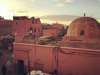 Remote Year Ohana Week 5: Transition to Marrakech