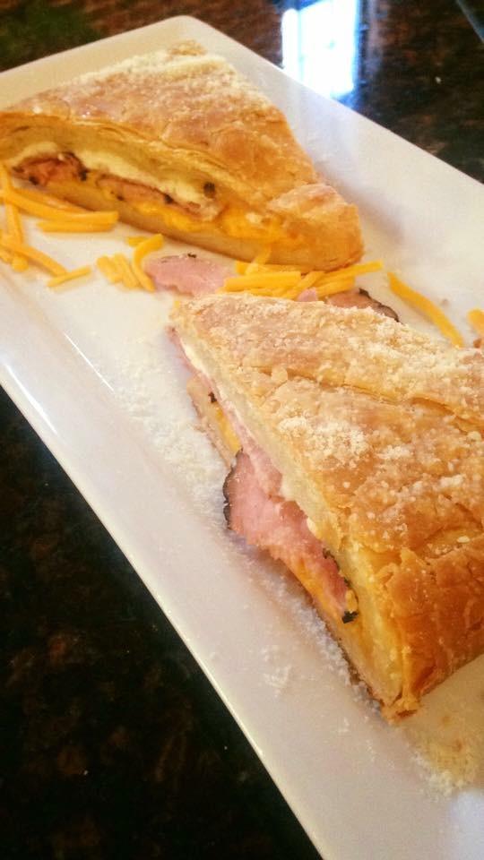 Ham & Cheese Pochette