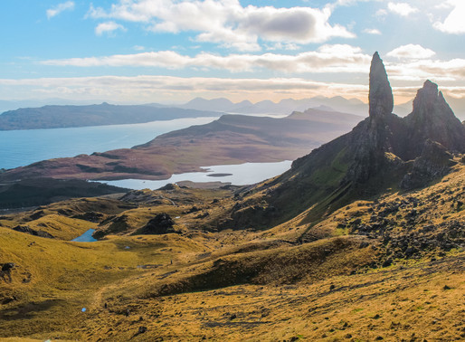 Hiking Guide: Old Man of Storr, Scotland