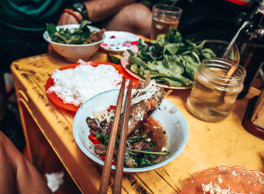 Food Coma in Hanoi - List of the best food to try in Hanoi