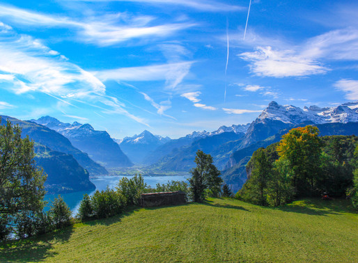 How to: Visit Switzerland on less than €60 a Day