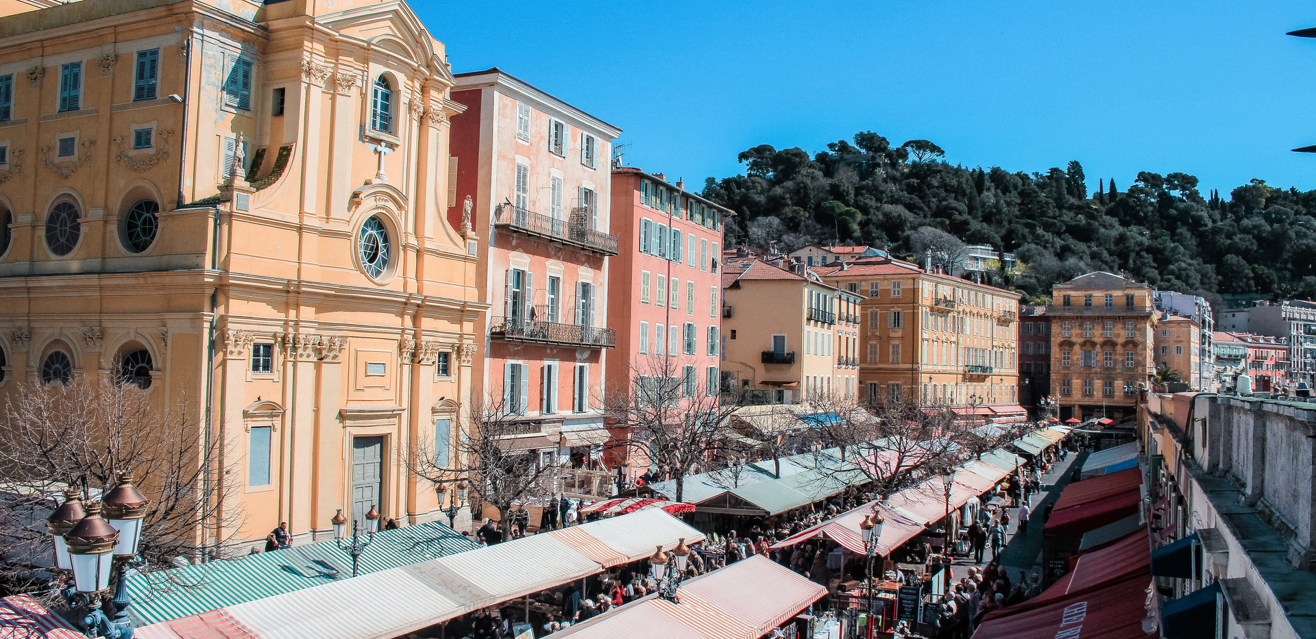 Markets in Nice