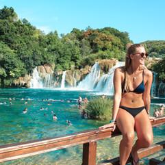 Kravice Falls, Croatia