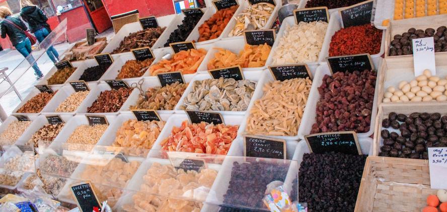 Markets in Nice