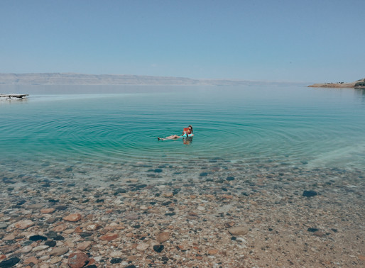 How to take a day trip to the Dead Sea