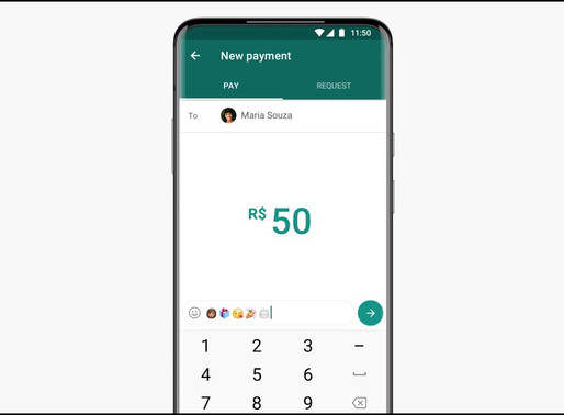 Facebook Rolling Out WhatsApp Payments in Brazil