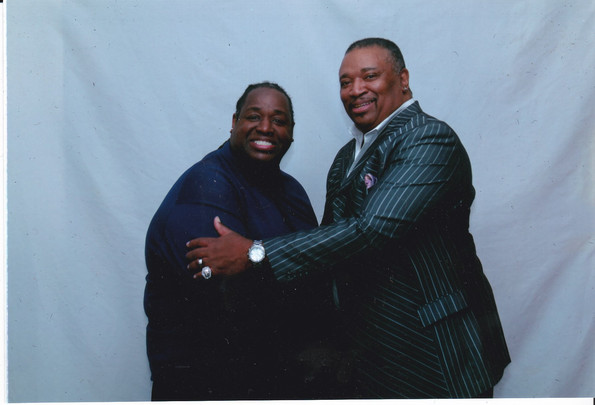 Hollywood and Bruce Bruce