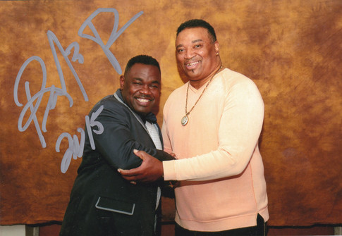 Hollywood and Rodney Perry