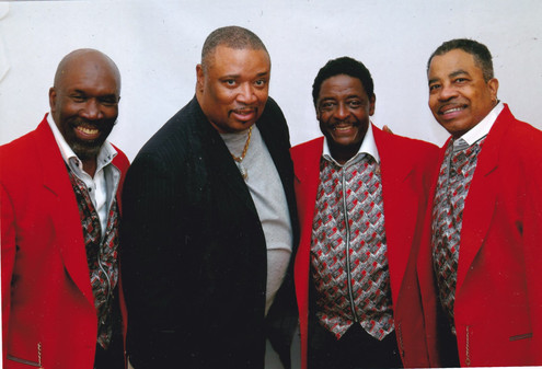 Hollywood Logan with The Manhattans