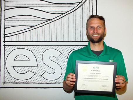 Employee Feature: Xavier Meisinger