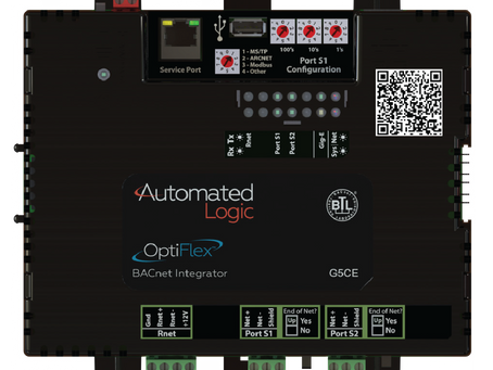OPTIFLEX™ BACNET INTEGRATOR