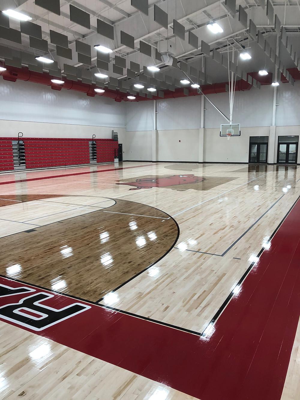 Arkansas Middle School Gym