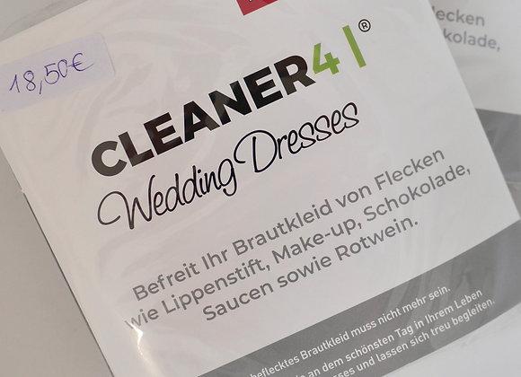 Cleaner 4 Wedding Dresses