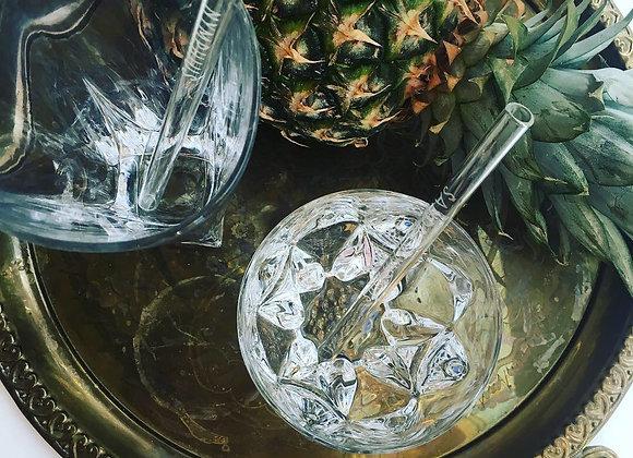 Glashalme Gastgeschenk