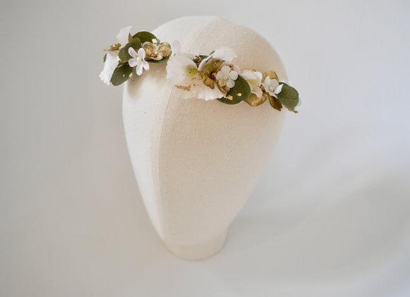 Seidenblüten Haarreif