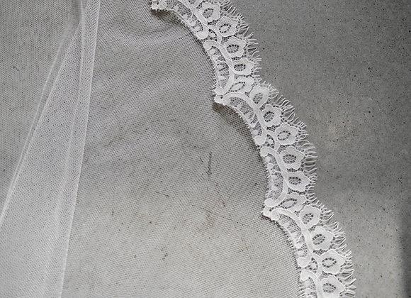 Schleier Long Lace
