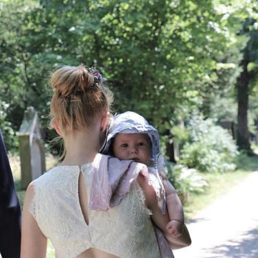 Kleid Brautkleid Braut auf Maß Sandra Nymphius