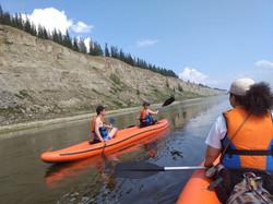 Сплав по реке Лена 2-х дневный