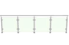 Straight Balustrades