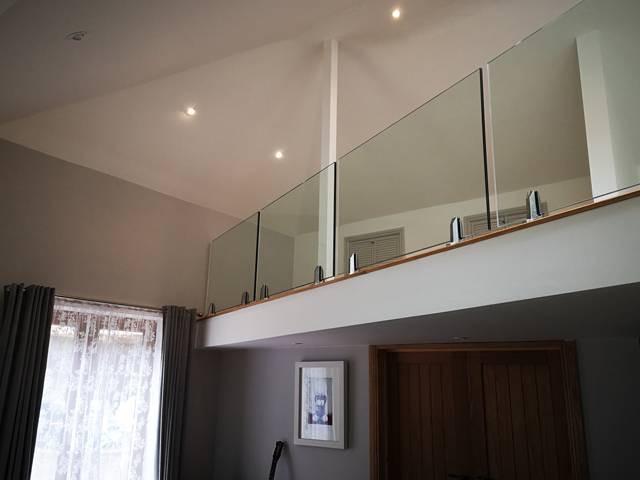 Mezzanine Balconies