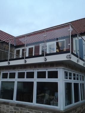 Patio & Terrace Balconies