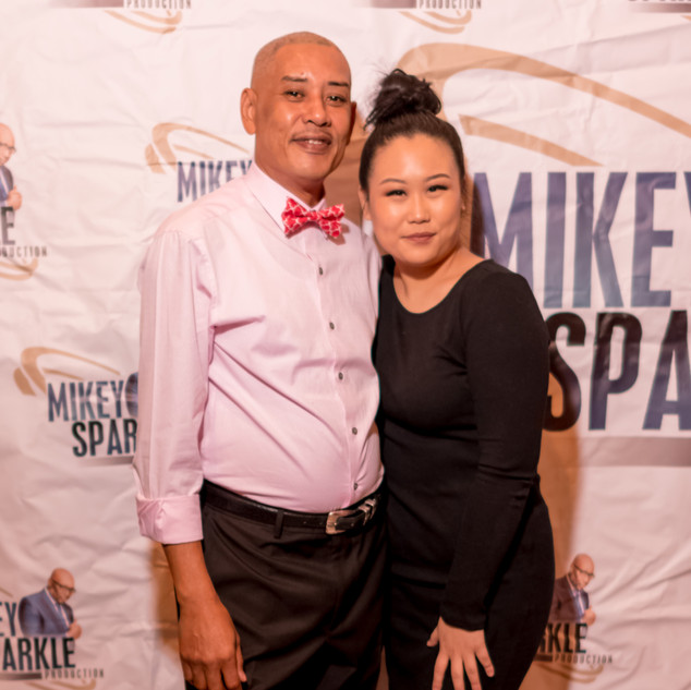 MIKEY SPARKLE'S 6th ANNUAL CHRISTMAS PAR