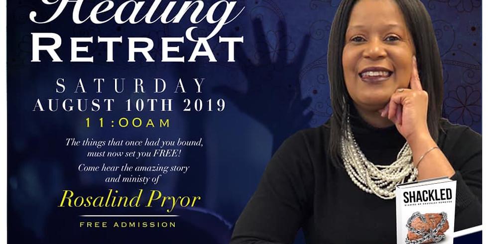 Healing Retreat with Rosiland Pryor