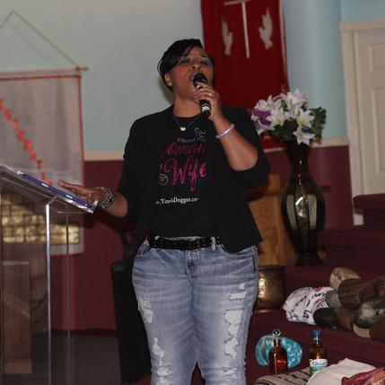 Teaching & Singing too