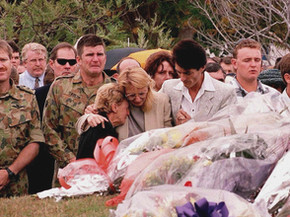 25 years on Townsville's Black Hawk disaster continues to haunt the nation