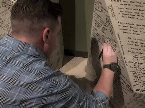 'People like me' – the Australian War Memorial is a tribute to those who served and who still serve