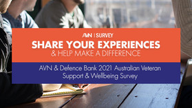 Help Make a Difference: The 2021 Australian Veteran Support & Wellbeing Survey