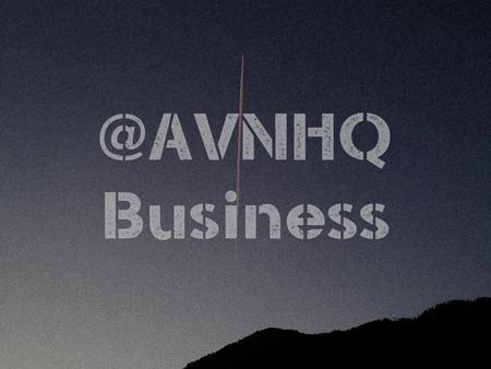 @AVNHQ Business Bulletin, 17 March 2021