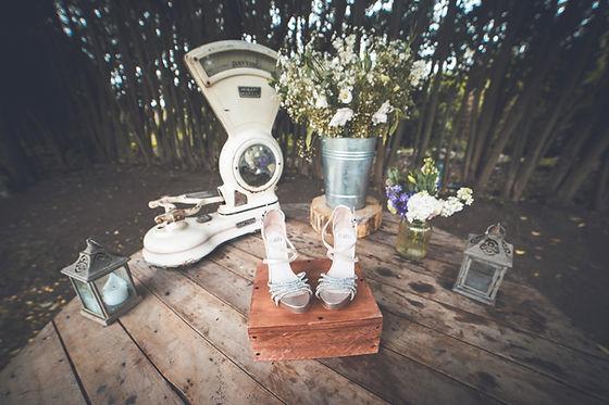 Matrimonio campestre en Casona Los Nogales