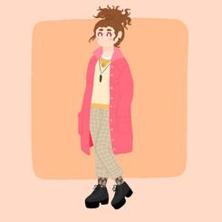 Juliette Illustracion