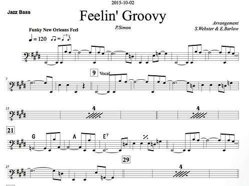 Feelin' Groovy -Arrangement