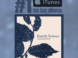 Earth Voices debuts at #1on iTunes jazz