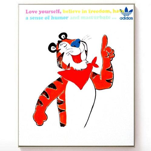 Tiger Tony 90/110 cm