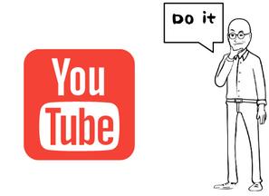 如你想教好你的小朋友,你就要變成為一個youtuber
