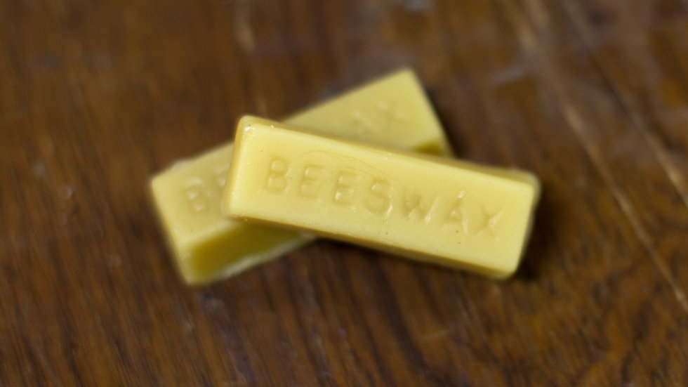 Pure Beeswax Blocks