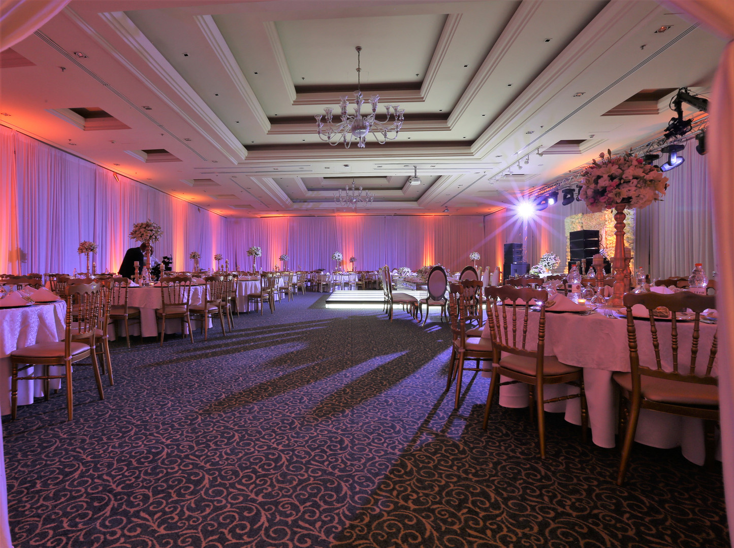 Weddings at Geneva Hotel Amman
