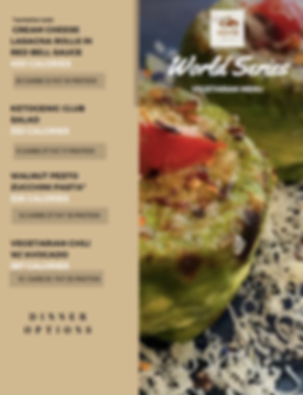 WORLD SERIES VEGETARIAN DINNER.png