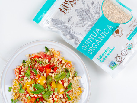 Quinoa Salad 🥣