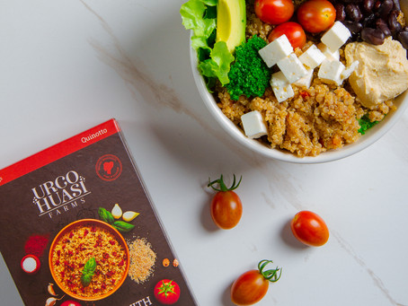 Have you tried our Tomato & Basil Quinoto?