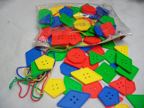 Shape Buttons for Springing