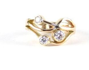 remodelled jewellery by freelance jewellery designer holly richardson