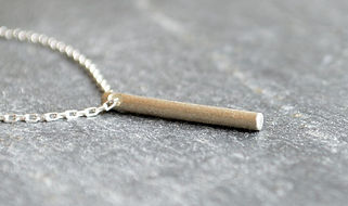 Solid Silver Shooting Star Classic Style Pendant Designed by HR Jewellery Designs in West Sussex / Hampshire